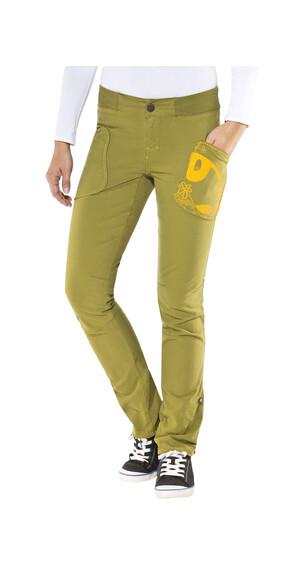 E9 Nana' Pants Woman Pistachio